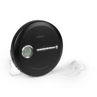 CD-плеер oneConcept CDC 100 MP3 Discman портативный проигрыватель компакт-дисков CD-R / -RW / -MP3 Antishock ESP Micro-USB BK