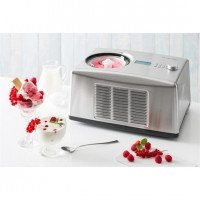 Машина для производства мороженного Klarstein Yo & Yummy 2-in-1 мороженица и йогуртница 150 Вт 1,5 л нержавеющая сталь L1074FVTA0