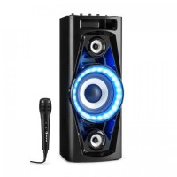 Аудиосистема Auna UltraSonic Pulse V6-40 PPS 35 Audiosystem BT USB MP3 AUX FM VTFLLA0