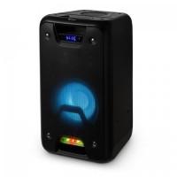 Мобильная система  Auna UltraSonic Pulse V8-60 PSS60 Bluetooth MP3 Микрофон Радио LED и USB