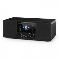 Интернет-радио Auna IR-190BK CD-плеер WiFi UPnP USB пду