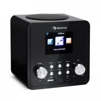 Интернет-радио Auna IR-120 WLAN DNLA UPnP App-Control  Black