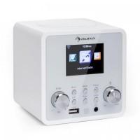 Интернет-радио Auna IR-120 WLAN DNLA UPnP App-Control White VTF