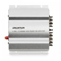 Автомобильный 2-канальный усилитель Auna C300.2 2x200 W MusicPower VT