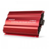 Автомобильный 6-канальный усилитель Auna C500.6 мощности 6x 65 Вт RMS
