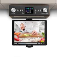 "Кухонное интернет-радио Auna Connect Soundchef Радио Интернет DAB + FM 2x3"""