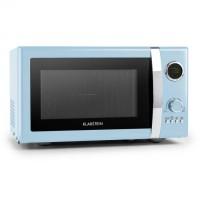 Микроволновая печь Klarstein Fine Dinesty 2in1 23L 1000W 12 программ Blue