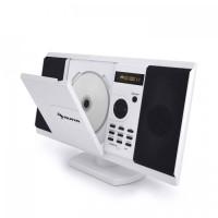 Вертикальная стерео-система Auna MCD-82 DVD USB SD MPEG4 White