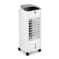 Воздушный охладитель с ионизатором OneConcept Coolest 65Вт White 320м³ / ч, 4л