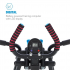 Эллиптический кросс-тренажер CAPITAL SPORTS Air-Walker Crosswalker степпер