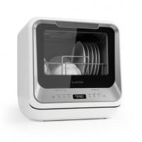 Посудомоечная машина Klarstein Amazonia Mini 6 программ LED дисплей SLV USM10/16