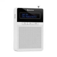Мини радио Auna DigiPlug FM-радио, FM / PLL, BT, ЖК-дисплей