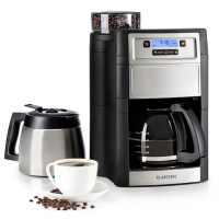 Кофеварка с интегрированной кофемолкой Klarstein Aromatica II Duo 1,25 л SLV DMNONETA0