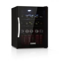 Охладитель напитков, холодильник Klarstein Beersafe XL Onyx A ++ LED