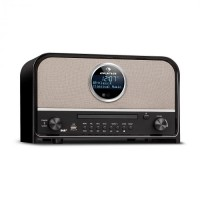 Микросистема ретрорадио Auna Columbia DAB 60 Вт макс. CD DAB + / FM BT MP3 USB