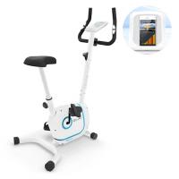 Велотренажер Klarfit Myon Cycle 12 кг, маховик SmartCardio Studio WH