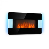 Электрический камин Klarstein Belfort Light & Fire 1000 / 2000W