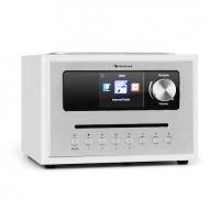 Интернет-радио Auna Silver Star CD Cube Radio Bluetooth HCC дисплей
