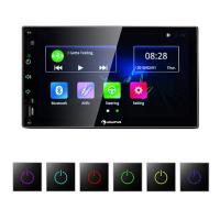 """Автомобильная магнитола Auna MVD-400 CP 7 """"сенсорный экран 4x45W BT Android Auto USB 2 DIN USSCRDF"""