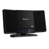 Вертикальная стереосистема Auna V14-DAB CD FM и DAB + тюнер BT