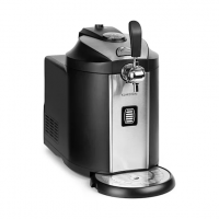 Пивной диспенсер охладитель напитков Klarstein Beerkules 5л Компрессор UltraFast 120 Вт