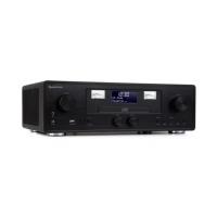 Ретро стереосистема Auna Northfork CD BT DAB + FM