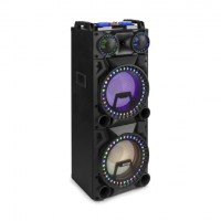 """Акустическая система Fenton VS212 Active Party Box 2400 Вт 2x12 """"Sub BT USB SD LED"""