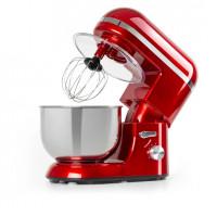 Кухонный комбайн Klarstein Bella Elegance 1300 Вт 1.7PS 6 уровней 5 литров Red DM/42