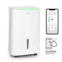 Осушитель Klarstein DryFy Connect 50 WiFi компрессионный 50л / день 45-55м² WiFi USDMM60
