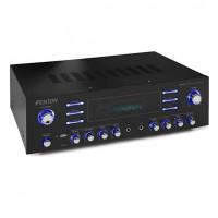 5-канальный усилитель Fenton AV340BT Surround HiFi, 510 Вт (2x180 Вт, 8 Ом) BT / USB / AUX