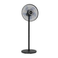 Напольный вентилятор Klarstein Windflower 50 Вт, 3 скорости, 3090 м³ / ч, круглая основа V1109FDM