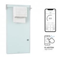 Инфракрасный обогреватель Klarstein Hot Spot Crystal Smart 59x112cm 750W App Control