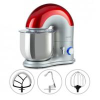 Кухонный комбайн Klarstein Delfino 1800W 6 уровней мощности 7 литров SLV DM/115