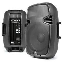 Акустическая система пара колонок Vonyx SPJ-1500AP актив+пассив 1600W Max