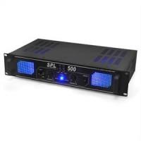 Усилитель звука Skytec SPL 500 2x 250W EQ