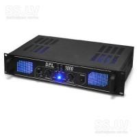 Усилитель звука SkyTec SPL 1000 Hifi AUX LED EQ 1000W