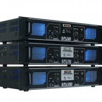 Усилитель звука Skytec SPL 1000 Amplifier 2x 500W USB SD FM Black