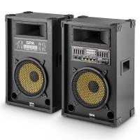 """Активная акустическая система Fenton SPA1000 25см (10 """") 800W макс. USB SD MP3 EQ"""