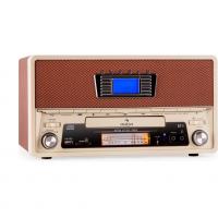 Ретро стерео система Auna NR-550