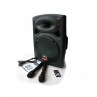 Активная акустическая система E-Lektron EL-38 MKII USB / SD / BT / FM 450 Вт 15 ''