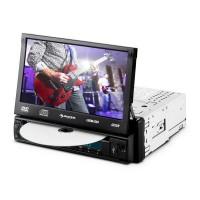 Автомобильная магнитола Auna MVD-320 выдвижной экран 7 дюймов VT1