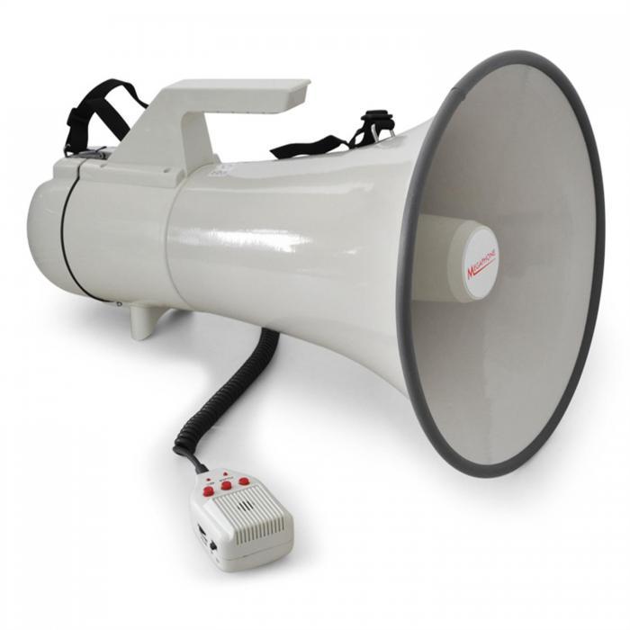 Мегафон Auna Megaphone 45Wmax., функция записи, дальность 1,5 км