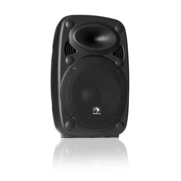 Активный динамик Auna SLK-8-A PA 8 дюймов 300 Вт max USB и SD-порты MP3