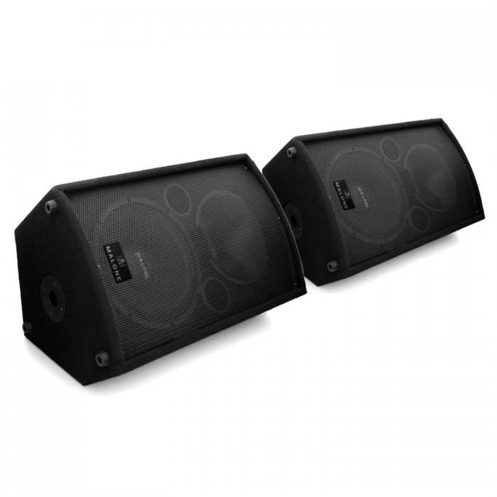 Пара активных мониторов Malone PW-MON-15A Pair Speaker 2х1500W