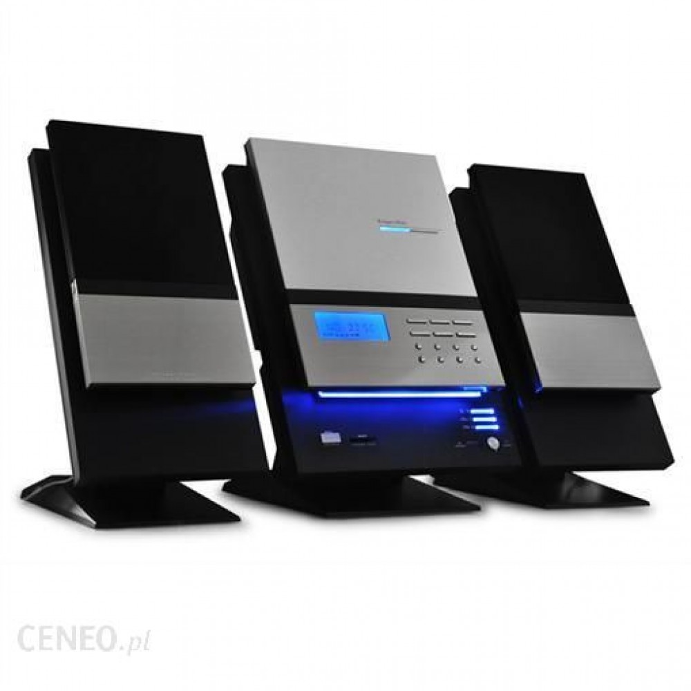 Мини-система Kruger & Matz KM7089 USB CD SD FM RMS 20 Вт