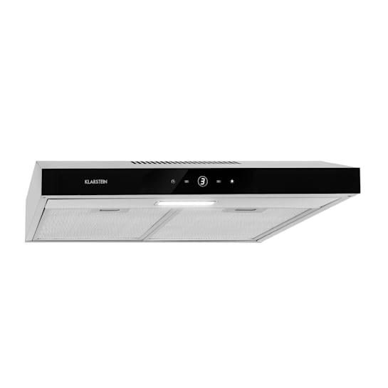 Кухонная вытяжка Klarstein Contempo Neo 60см 175м³ / ч LED нержавеющая сталь акрил VT1