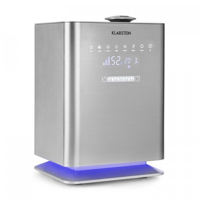 Увлажнитель ионизатор Klarstein Cubix 350мл / ч 5,5л бак