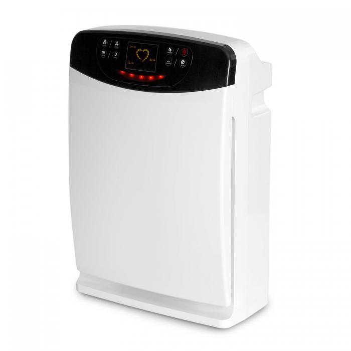 Очиститель воздуха Ионизатор УФ-увлажнитель Klarstein Fresh Breeze 5-в-1   40м²