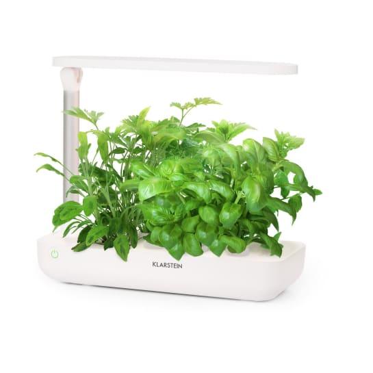 Гидроферма Klarstein GrowIt Flex Smart Indoor Garden 9 растений 18W LED 2 литра