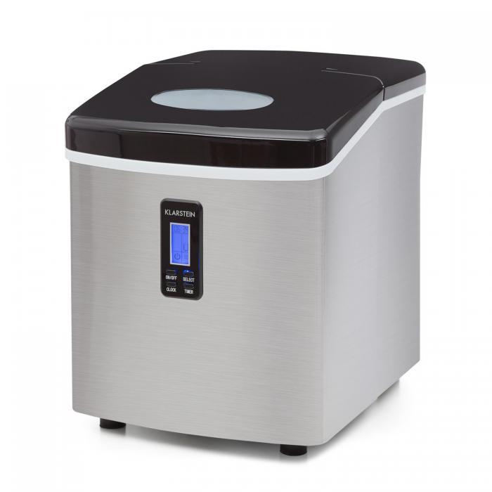 Генератор льда Klarstein Mr. Frost 150 Вт из нержавеющей стали 15 кг Black L1011FVT